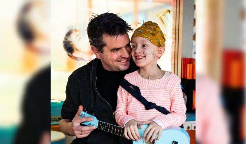 Zieke kinderen kunnen weer even kind zijn dankzij Muziekids.