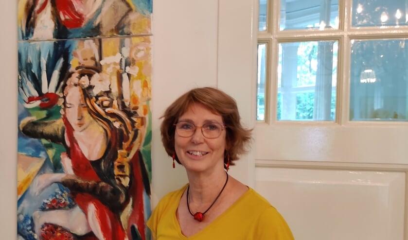Cultuurhistorica Carla Wijers: 'Ik wil weten hoe vrouwen tot een misdaad komen, vrouwen zoals jij en ik'.