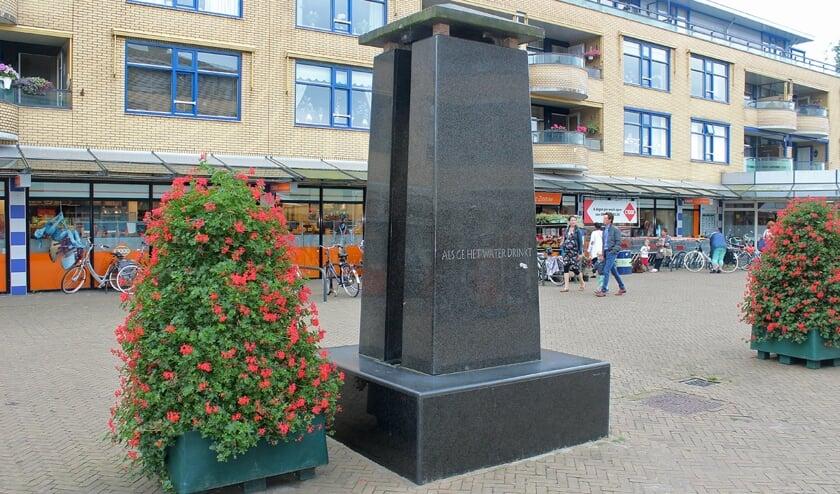 <p><em>De Maartensdijkse dorpspomp heeft al heel wat discussies doen oplaaien.</em></p>