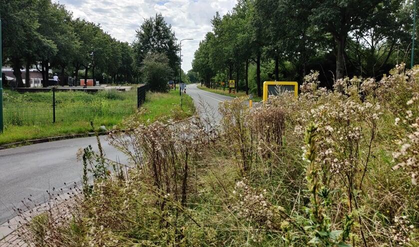 Biltse Rading t.h.v. de Martin Luther Kingweg richting Utrecht is in het weekeinde van 4 en 5 september afgesloten. [ foto Henk van de Bunt]