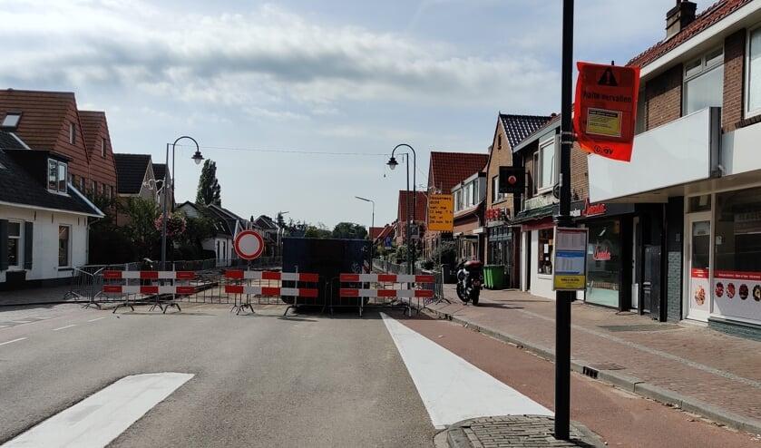 <p><em>De reden van de omleiding is de tijdelijke onbereikbaarheid van de Hessenweg in De Bilt</em>.</p>