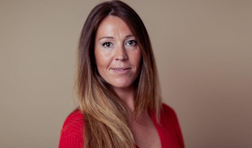 Anne Marie 't Hart wordt nieuwe lijsttrekker voor GroenLinks. (foto Amrita Panday)