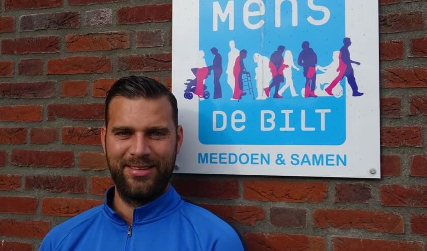 Niels van Veelen ziet iedereen graag weer in beweging komen.