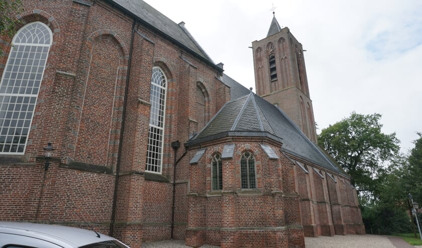 <h2><em>NH Kerk, Kerkdijk 12, Westbroek;&nbsp;</em><em>De kerk stamt uit de late 15e eeuw en heeft prachtige muurschilderingen uit 1510.</em></h2>