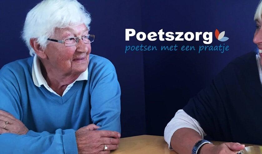 Poetszorg is dè Wmo-organisatie voor hulp bij het huishouden in Veldhoven. FOTO: Poetszorg.