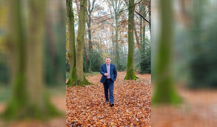 Burgemeesterj Marcel Delheze: 'Gelukkig blijft het Veldhovens Weekblad bestaan. FOTO: Birgit Strijbos.