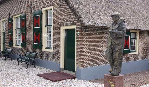 Boerderijmuseum de Bovenstreek in Oldebroek.