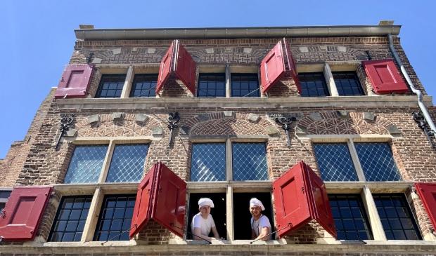 Het Nederlands Bakkerijmuseum in Hattem is weer geopend.