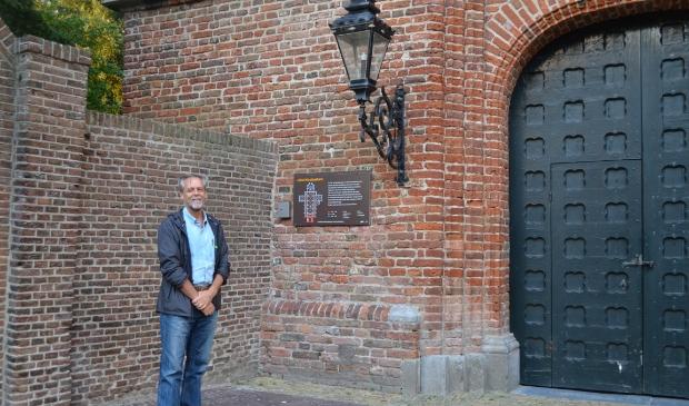WIllem Westerink is zendeling in Kenia en toevallig in Nederland.