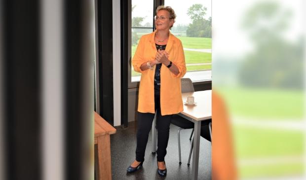 Liesbeth Vos-Van de Weg  © De Veluwe Koerier