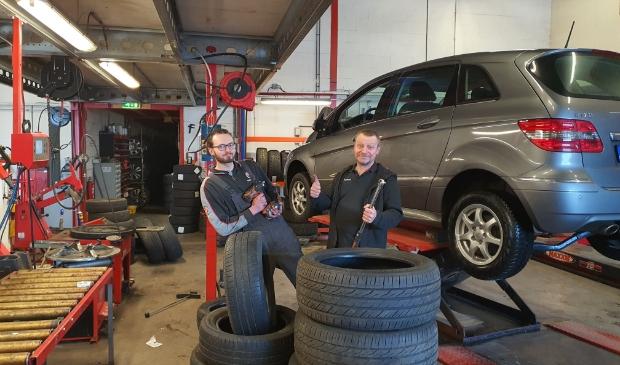 <p>&nbsp;Ruim 35 jaar bandenervaring bij Garage Elburg-Bandencenter&nbsp;</p>