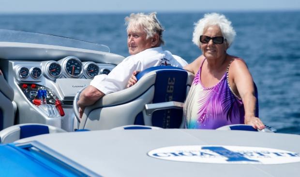 <p>&nbsp;De offshore powerboat is &eacute;&eacute;n van de passies van Gerrit-Jan en Ria.&nbsp;</p>
