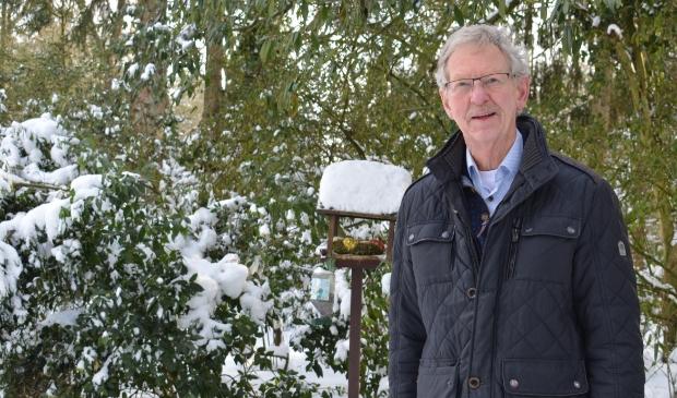 Wybe van Klaarbergen, actief vrijwilliger op velerlei gebied.
