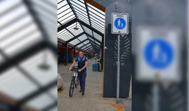 <p>&nbsp;Boa Martine Vonk van de gemeente Oldebroek .</p>