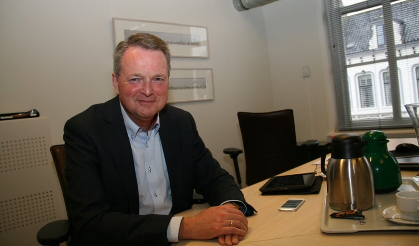 Wethouder André Landwehr 2014