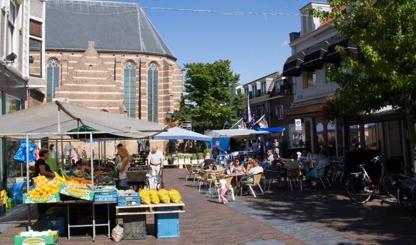 <p>&bull; Het centrum van Leerdam moet, dankzij een binnenstadvisie, meer gaan glanzen.</p>