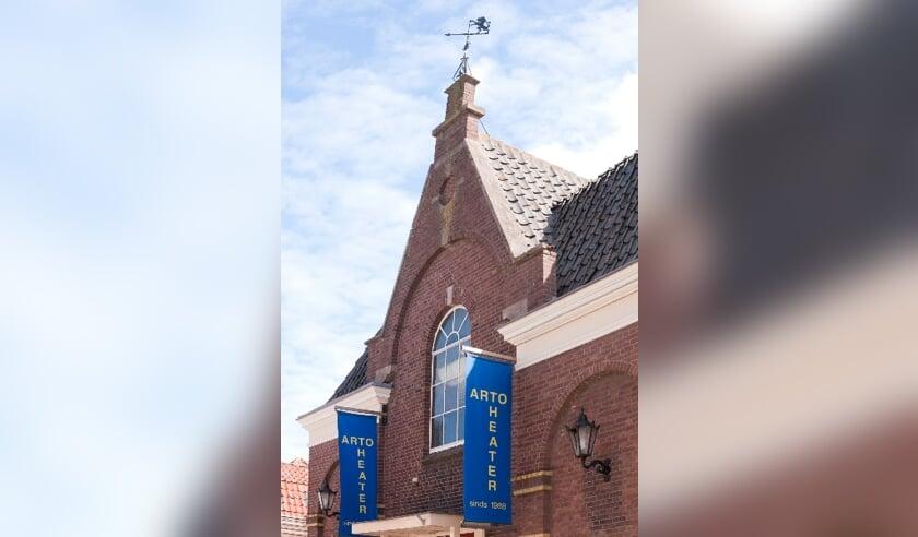 Het Arto Theater in Schoonhoven.