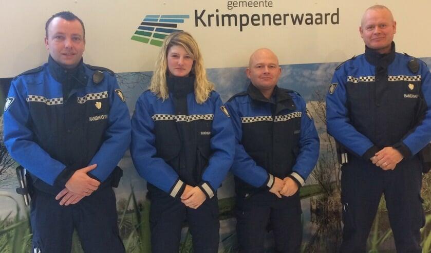• BOA's in de Krimpenerwaard (foto: gemeente Krimpenerwaard/www.krimpenerwaard.nl)