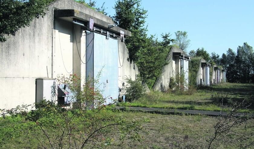 • Het MOB-complex in Benschop.