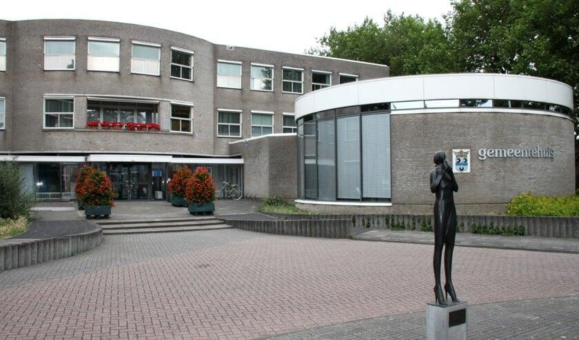 <p>• Het gemeentekantoor in Lekkerkerk.</p>