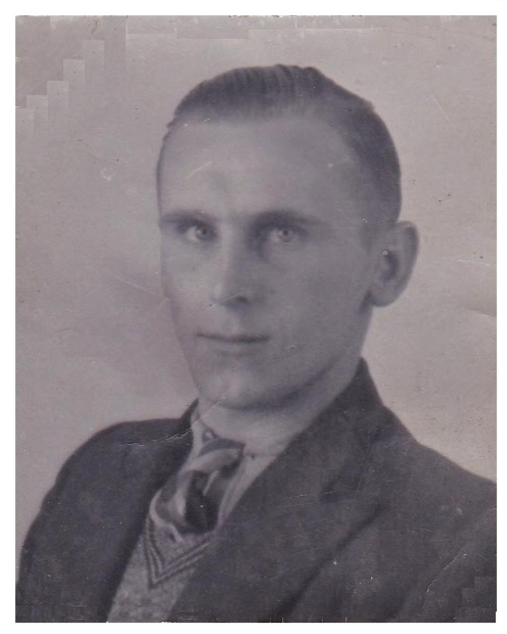 • Marinus Oosterom. Foto: privécollectie familie Hofland © Krimpenerwaard