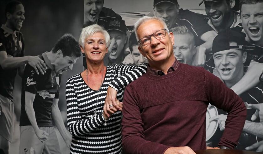 Johan Zonneveld Piek volgt echtgenote Ine op als voorzitter van SteDoCo.
