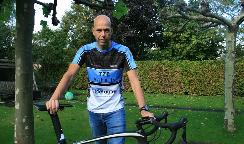 • Dirk-Jan de Jong: 'Triatlon is mentaal gevecht met jezelf.'