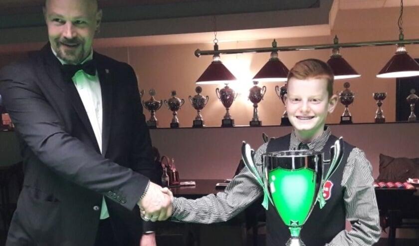 1e prijs op Rankingtoernooi in Den Bosch