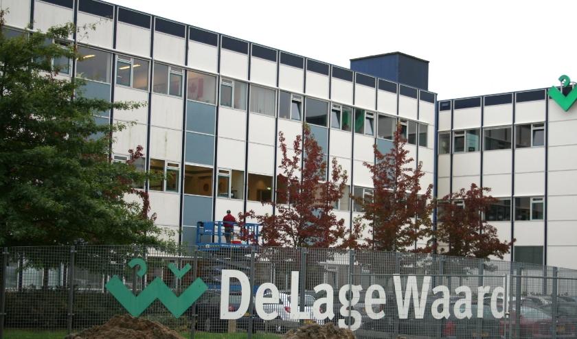 • De Lage Waard locatie Burgemeester Keijzerweg. Archieffoto: Bert Bons