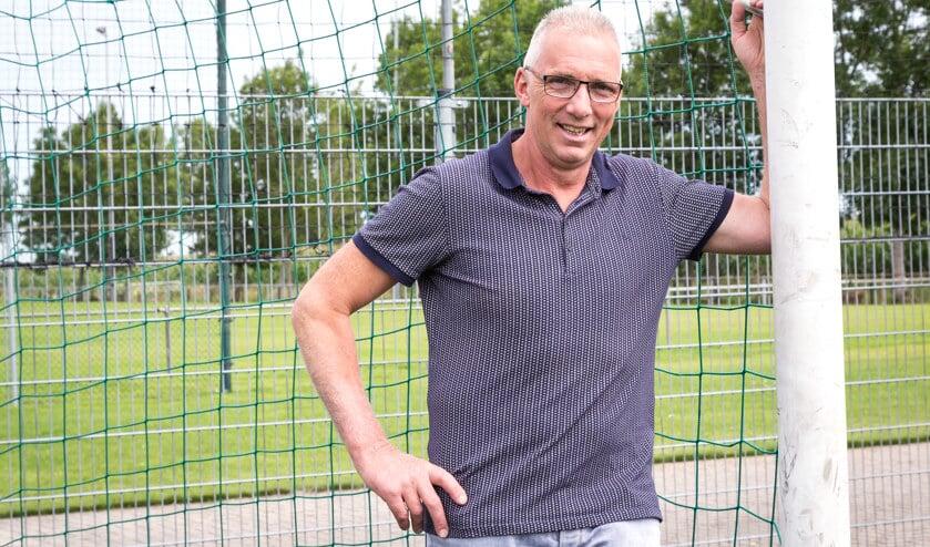 Nieuwe voorzitter Paul van Rooijen hoopt dat GDC snel weer tweedeklasser is.