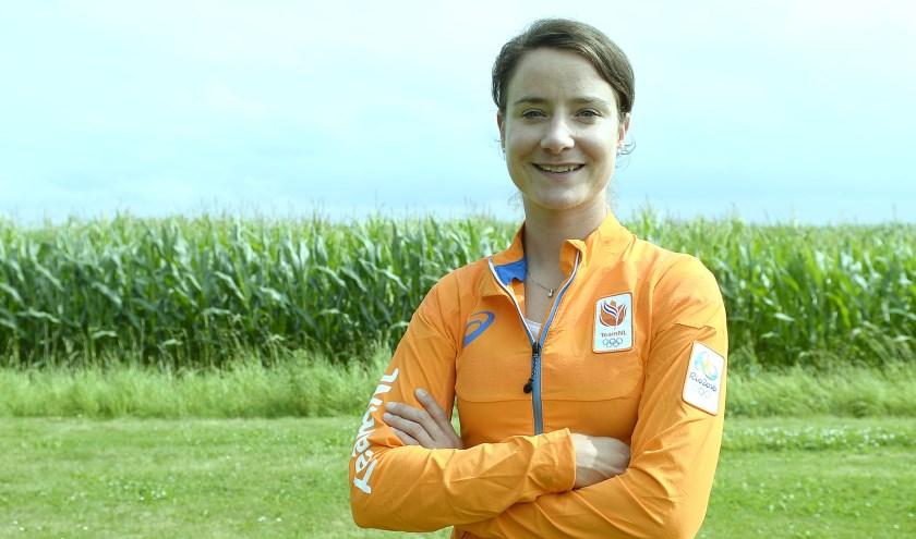 • Marianne Vos, hier in de aanloop naar de Olympische Spelen van 2016.
