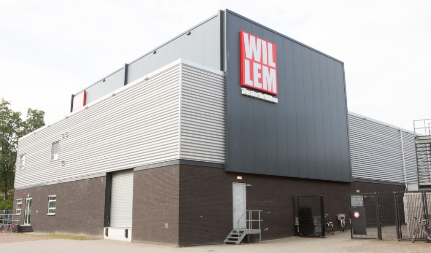 • Theater De Willem.
