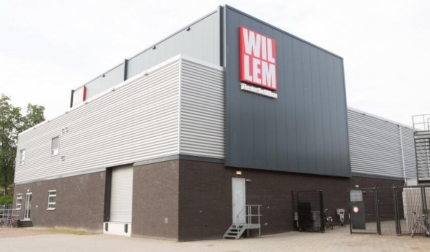 <p>• Theater De Willem.</p>