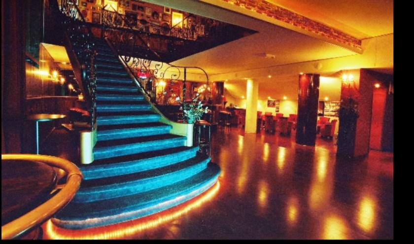 De foyer van Theater Peeriscoop.