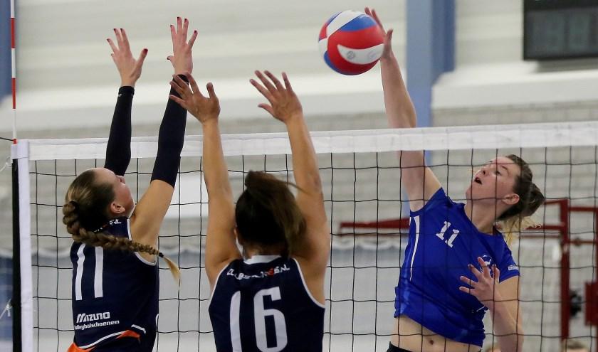 • VC WIK toonde veerkracht tegen Next Volley.