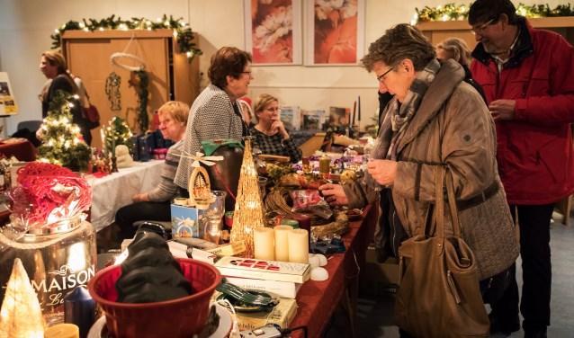 Kerstmarkt Foto: Lya Cattel © Leerdam