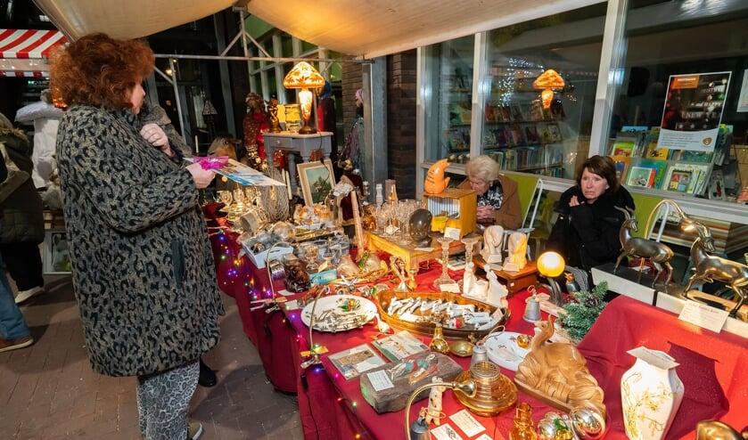 Kerstfair in Burcht van Haeften