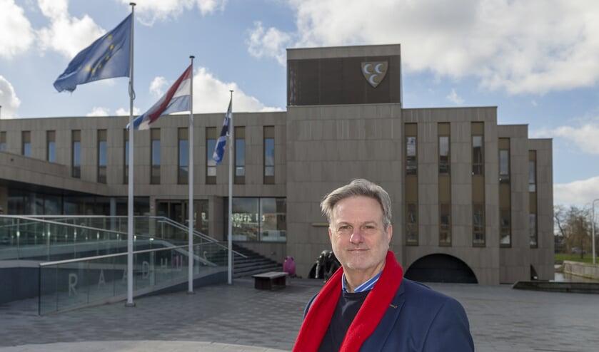 • PvdA-lijsttrekker Coen Derickx.