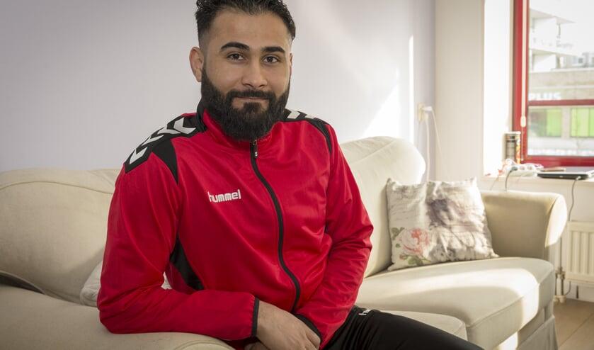 • Voormalig profvoetballer Maher al Kaabi: 'Ikspeel nu voor m'n plezier'.