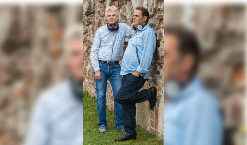 • Berny Manspeaker en Ben Korzelius .