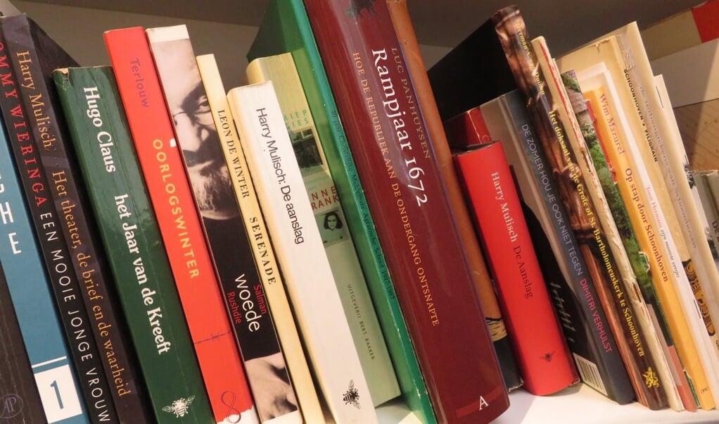 Het Kontakt Krimpenerwaard West Boekenmarkt In De Hoeksteen
