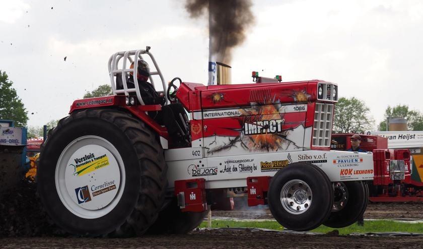 • Red Impact werd eerste in Montfoort.