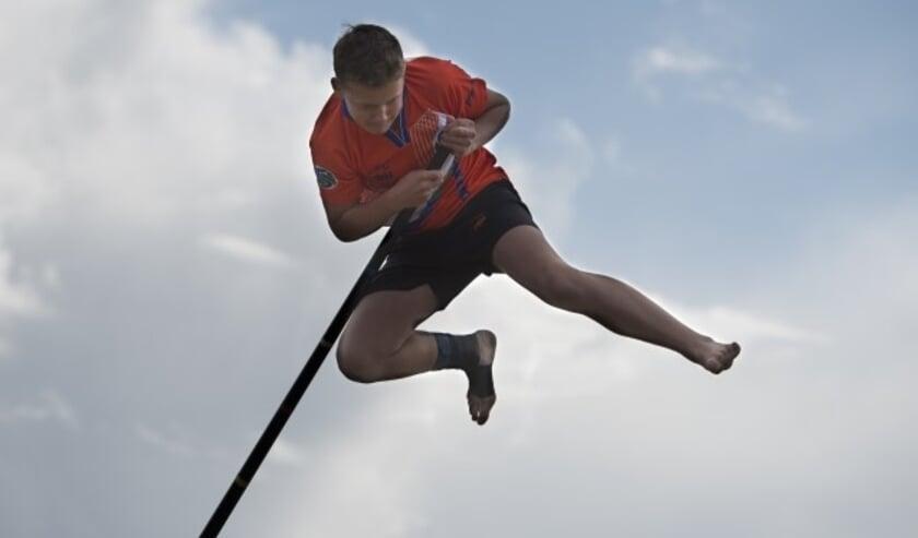 Roy Velis uit Benschop zegevierde in de categorie 11/12 jaar en was daarmee de enige Hollandse winnaar. (Foto: PR PB Holland)