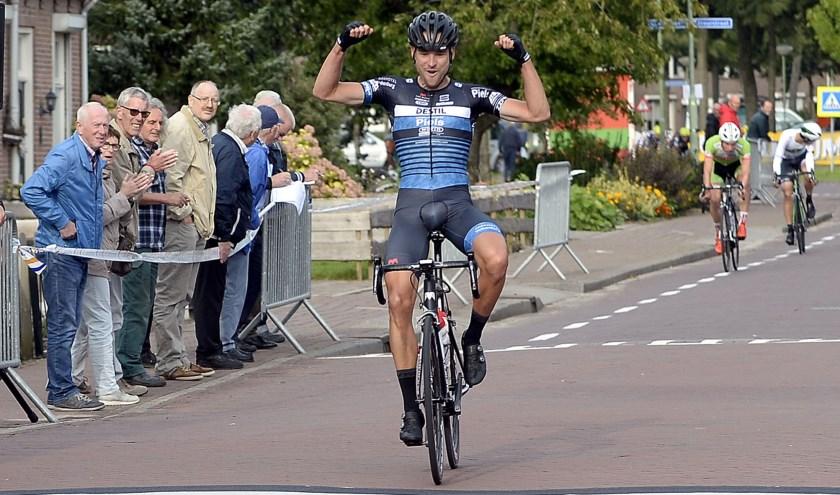 Peter Schulting, de winnaar van vorig jaar.