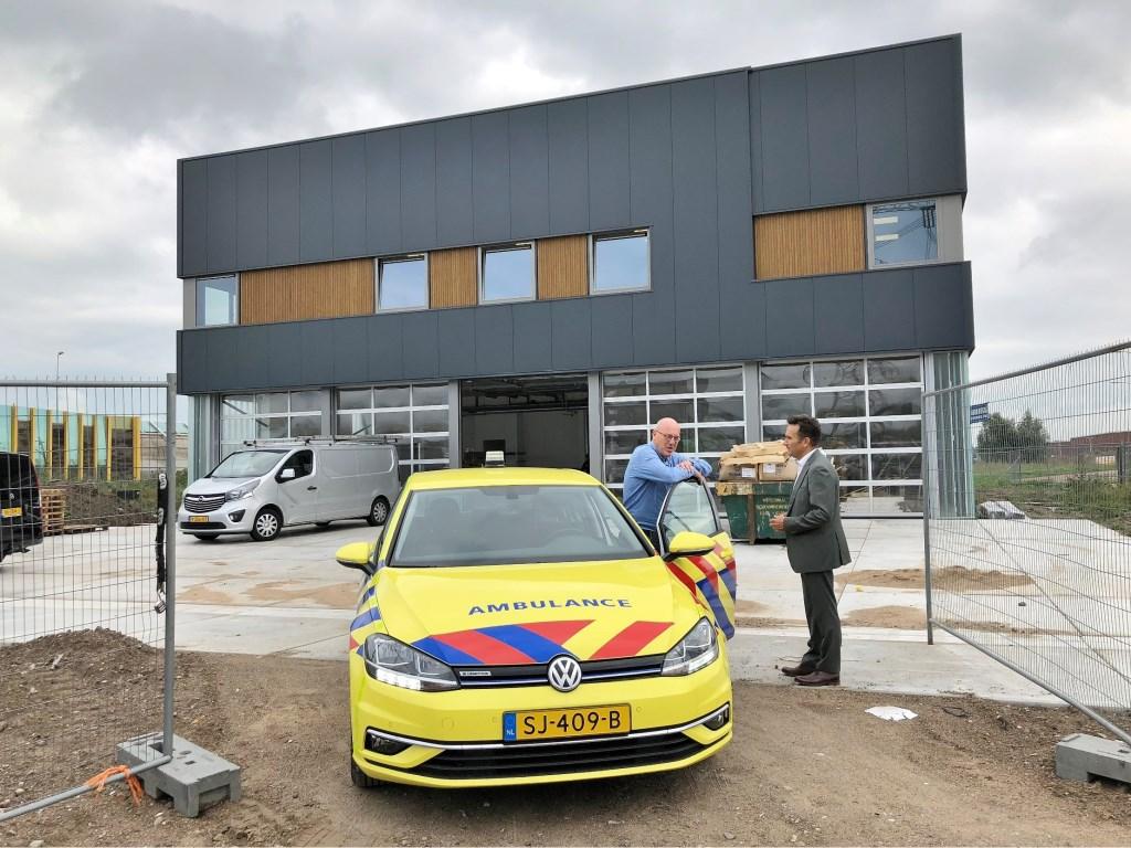 De nieuwbouw in Papendrecht herbergt niet alleen de uitrukpost, maar ook alle ondersteunende kantoordiensten.  © Alblasserwaard