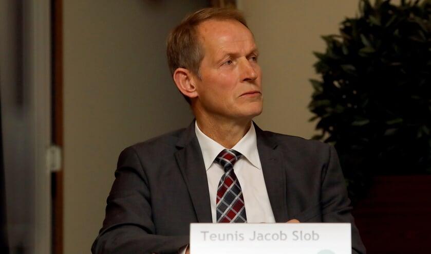 <p>&bull; Wethouder Teunis Jacob Slob wil &#39;ruimte voor creativiteit en geen standaardoplossingen&#39;.</p>