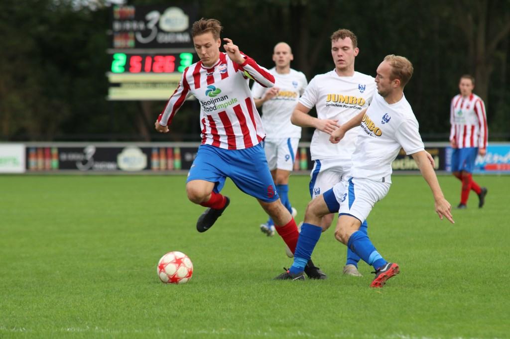 • Roda Boys - Arkel (2-3). Foto: Gerald van Zanten © regiosport