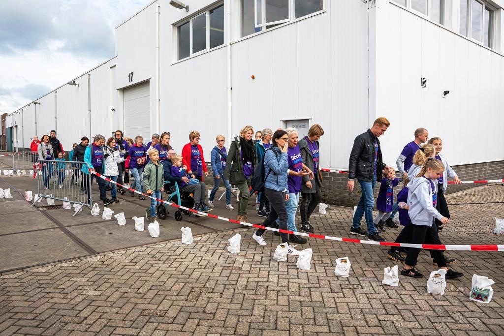 Samenloop voor Hoop • Generatieloop Foto: Nico Van Ganzewinkel © Leerdam