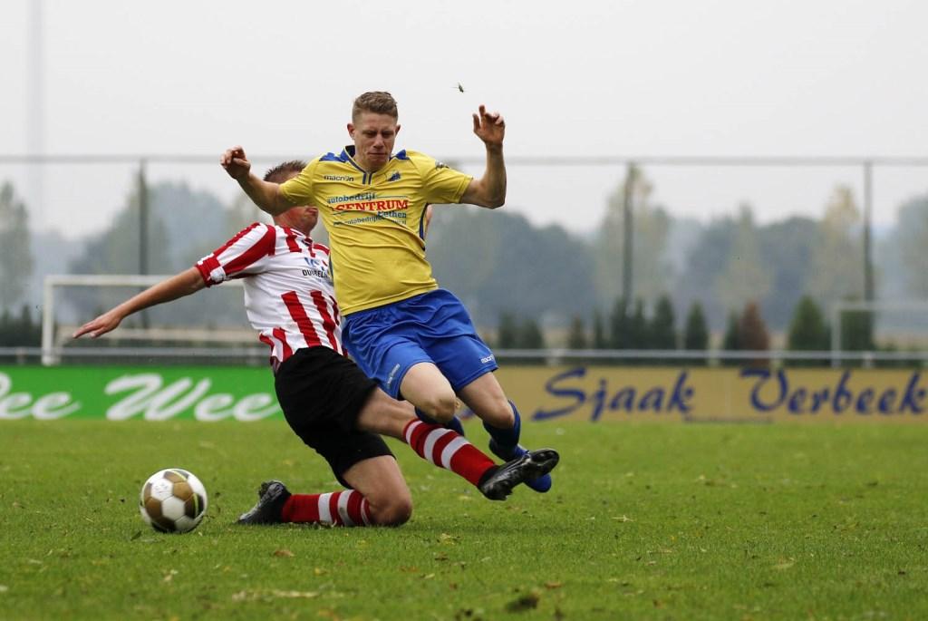 • GDC - Zwaluwe (2-0). Foto: Eric Schröder © regiosport