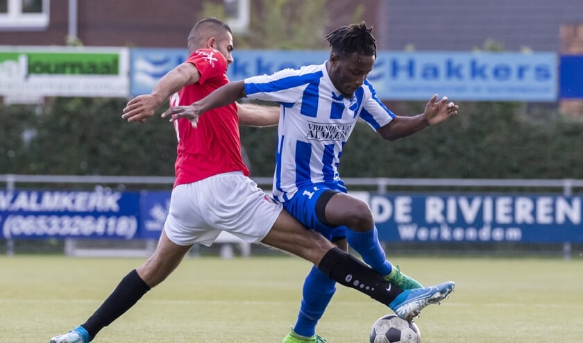 • Almkerk - Nivo Sparta (3-2).